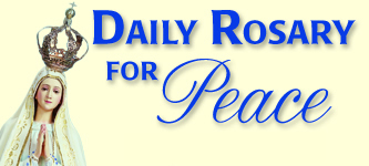 Daily Rosary for Peace