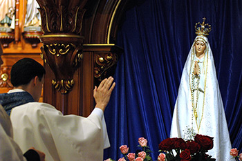 devotion to mary marians of the immaculate conception
